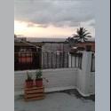 CompartoDepa MX Cuarto en casa bonita, centro, con terraza! - Puerto Vallarta - MX$ 2500 por Mes - Foto 1