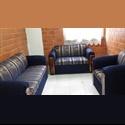 CompartoDepa MX DEPARTAMENTO AMUEBLADO - Gustavo A. Madero, DF - MX$ 5500 por Mes - Foto 1