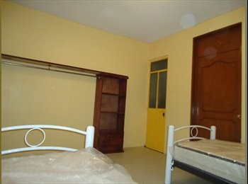 CompartoDepa MX - habitaciones para estudiantes (mujeres) - Iztapalapa, DF - MX$1300