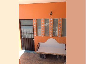 CompartoDepa MX - RENTO CUARTO TODOS LOS SERVICIOS 2,600 FRACC ANALCO - Cuernavaca, Cuernavaca - MX$2600