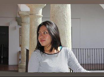 CompartoDepa MX - mariana - 26 - Oaxaca de Juárez
