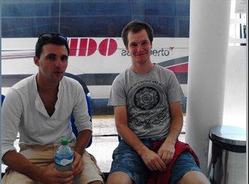 CompartoDepa MX - Jerome - 26 - Guadalajara