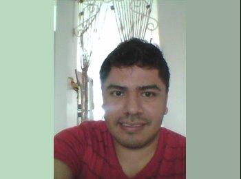 CompartoDepa MX - chuy  - 30 - Villahermosa