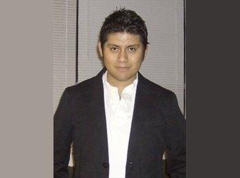 CompartoDepa MX - Luis  - 29 - Puebla