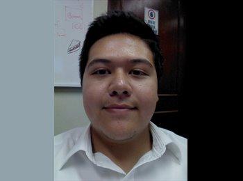 CompartoDepa MX - Luis - 24 - Querétaro