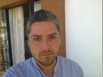 CompartoDepa MX - Theo Gerardo  - 35 - Cuernavaca