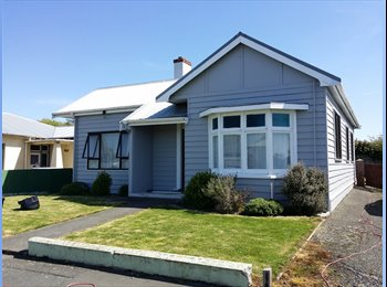 NZ - Room Mate wanted - Invercargill Central, Invercargill - $455