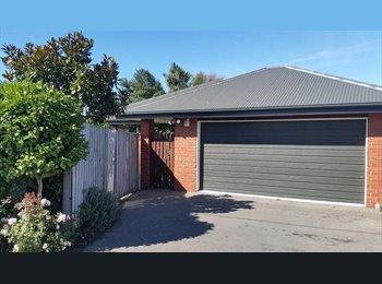 NZ - Matured Flatemate wanted-Very Convenient Location - Riccarton, Christchurch - $780