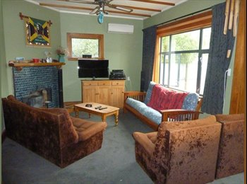 NZ - 2 double rooms available in a amazing house! - Addington, Christchurch - $919