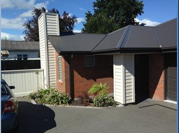 NZ - lovely sunny room in quiet house - Belfast, Christchurch - $1083