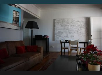 EasyQuarto PT - Fully equipped room + bathr. - Lapa, Lisboa - €400