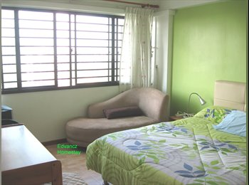 EasyRoommate SG - Hilltop High Fl , City View, Pools++, RED & Yellow - Toa Payoh, Singapore - $1600