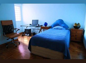 EasyRoommate SG - Bedroom  - Seperate Bathroom - Melville Park Simei - Simei, Singapore - $1200