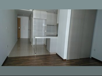 EasyRoommate SG - condo studio next to Simei MRT station - Simei, Singapore - $2500