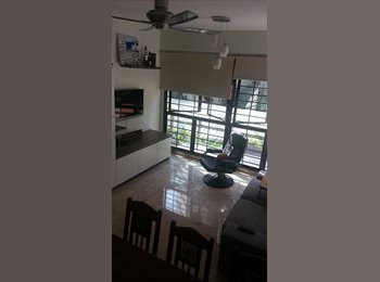 EasyRoommate SG - 2 common rooms to rent at Simei Green 5mins MRT - Simei, Singapore - $900