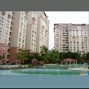 EasyRoommate SG yishun emerald condo common room - Yishun, D25-28 North, Singapore - $ 1000 per Month(s) - Image 1