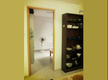 EasyRoommate SG - Buona Vista MRT (3min on foot), Big C/room for 2 - Holland, Singapore - $1200