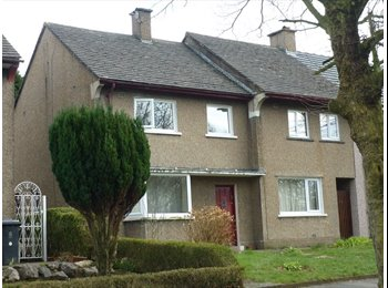 EasyRoommate UK - Large double bedroom available - Lancaster, Lancaster - £303