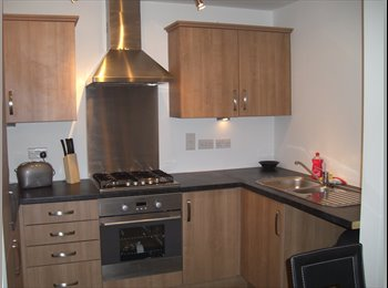 EasyRoommate UK - Large Double,Own bathroom,Ringley Lock,Manchester - Prestwich, Manchester - £300