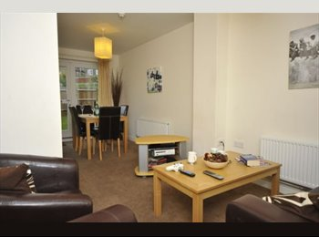 EasyRoommate UK -  Excellent furnished room close to Town Centre - Ipswich, Ipswich - £280