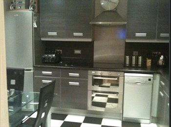 EasyRoommate UK - Large room in ground floor in new build apartment - Chesterfield, Chesterfield - £385