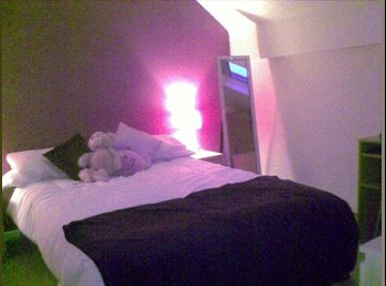 EasyRoommate UK - Nice double room for rent near rotherham and sheff - Treeton, Rotherham - £350