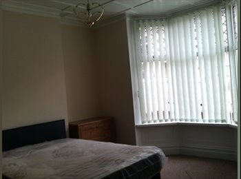 EasyRoommate UK - Room to let very close to town £70pw/£300pm - Mansfield, Mansfield - £310