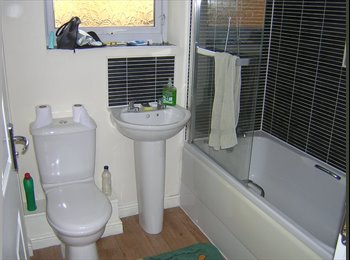 EasyRoommate UK - 2 rooms spare in semi-detached house - Norfolk Park, Sheffield - £57