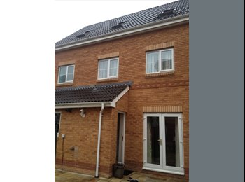EasyRoommate UK - Two double rooms to rent - Pentwyn, Cardiff - £400