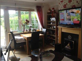 EasyRoommate UK - 85£ all inclusive one large single bedroom in Edmonton - Enfield, London - £368