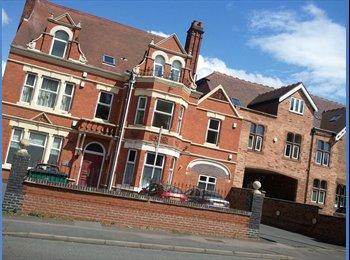 EasyRoommate UK - Period property with large double room - Edgbaston, Birmingham - £450