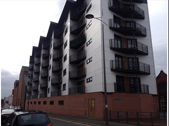 EasyRoommate UK - St Helens - Brand New two bed Flat to rent - St Helens, St. Helens - £300