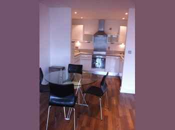 EasyRoommate UK - Short-let apartment 30/09/2014-26/02/2015 - Manchester City Centre, Manchester - £690