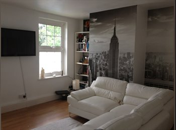 EasyRoommate UK - Room to let in Morden,1 Min to St'Helier Station - Morden, London - £480
