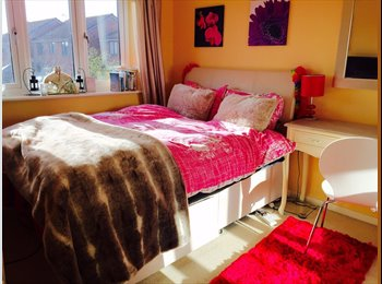 EasyRoommate UK - Beautiful Spacious Double Room in quiet area - Claines, Worcester - £450