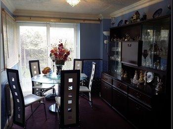 EasyRoommate UK - Spacious single bedroom incl all bills- Licensed - East Ham, London - £412