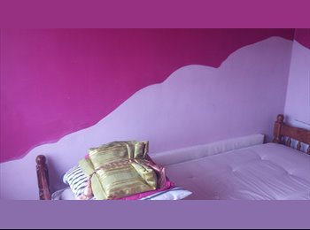EasyRoommate UK - single room for lady at 65 PW - Hounslow, London - £280