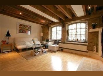 EasyRoommate UK - Gorgeous One Bed flat with river views + pool - Bermondsey, London - £1700