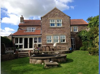 EasyRoommate UK - Double room Superb detached house, nr Harrogate - Spofforth, Harrogate - £535