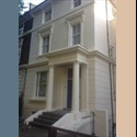 EasyRoommate UK 1 double bedroom to let in NW1 townhouse MON - FRI - Camden, North London, London - £ 650 per Month - Image 1