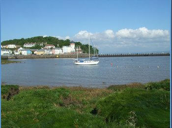 EasyRoommate UK - Double Room - Mon - Friday (5 nights) Portishead. - Portishead, Bristol - £375
