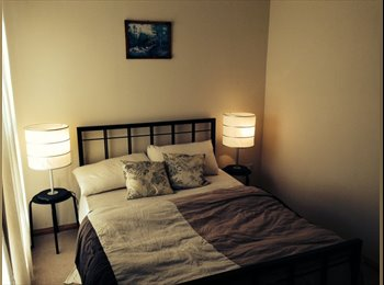 EasyRoommate UK -  Large double room  close to isleworth & whitton - Isleworth, London - £550