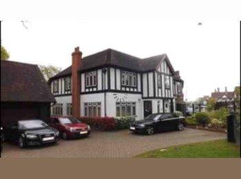 EasyRoommate UK - Room to rent in Beautiful Flat in Petts Wood - Petts Wood, London - £500