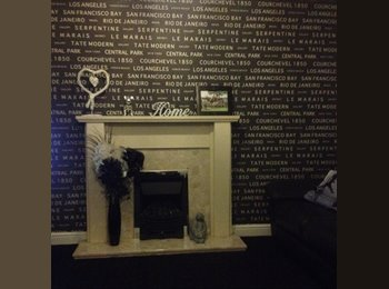 EasyRoommate UK - Double room own bathroom in 4 bed detatched - Clay Cross, Chesterfield - £250