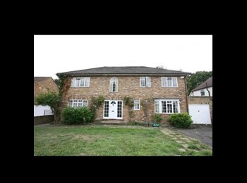EasyRoommate UK - positive, chilled room mates wanted to share beautiful house - Ruislip, London - £600