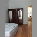 EasyRoommate UK Large double room en suite in garden flat - Hampstead, North London, London - £ 900 per Month - Image 1