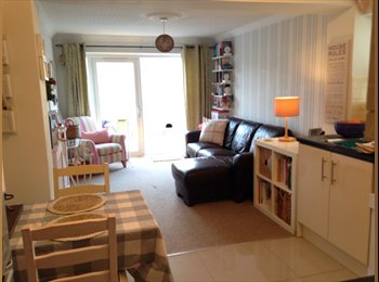 EasyRoommate UK - Lovely Garden Flat Share in Pontcanna - Canton, Cardiff - £375