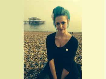 EasyRoommate UK - gemma - 23 - Brighton and Hove