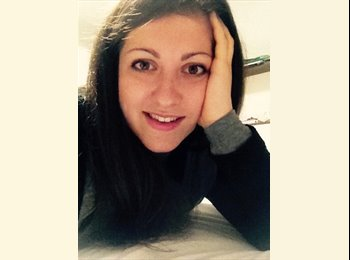 EasyRoommate UK - Francesca - 23 - London