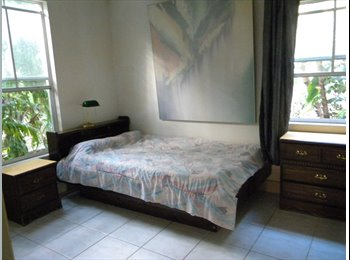 EasyRoommate US - Location!!  room in a house in the Grove - Coconut Grove, Miami - $800